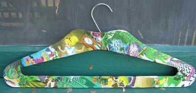 Девчачьи вешалки для одежды своими руками