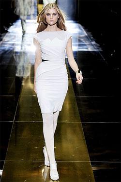 Платья от Gucci на осень 2010