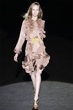 Aquilano.Rimondi's и Emilio Pucci's осень / зима 2010 коллекции