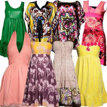 Как правильно выбрать платье по типу фигуры