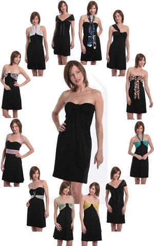 Куда и какое надеть платье