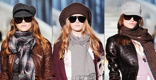 Модные женские головные уборы фото