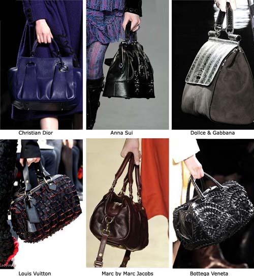 Модные женские сумки 2011 фото