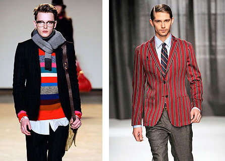 Современные тенденции мужской моды фото