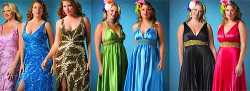 Вечерние бальные платья для полных женщин фото