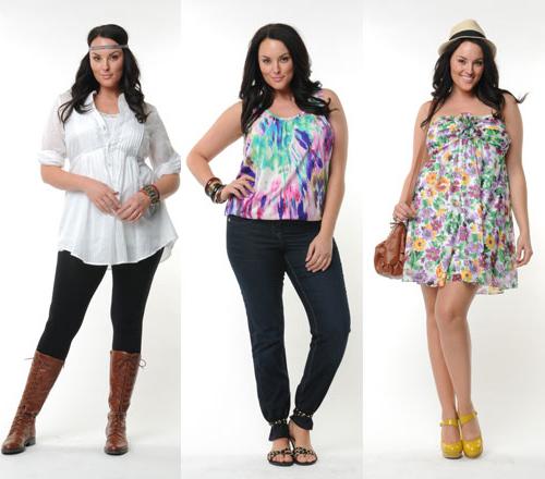 Стильная и нарядная одежда для полных женщин фото