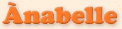 Anabelle лого производителя детской одежды