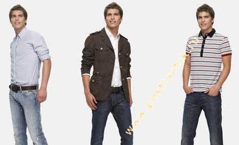 Мужской стиль одежды Casual фото