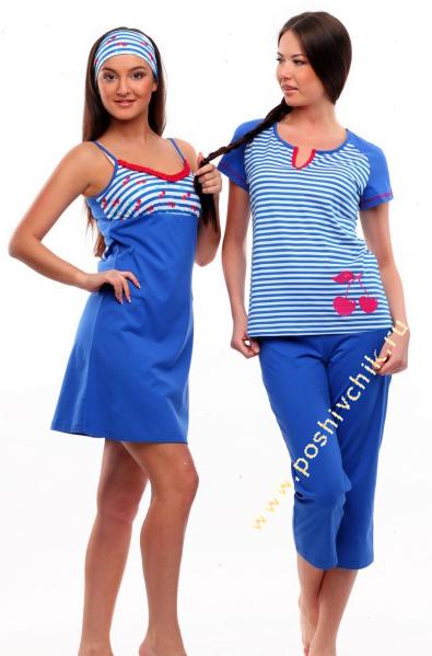 Женская одежда для дома и сна фото