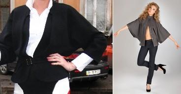 Модели женских пиджаков актуальны в этом сезоне в стиле самураи фото