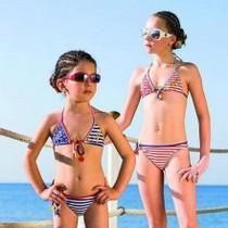 Раздельные детские купальники для девочек Bressa фото