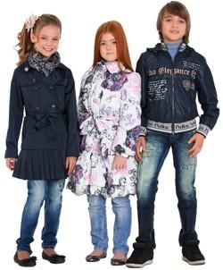Весенняя коллекция PULKA в галерее детской одежды фото