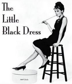 Краткая история маленького черного платья с фото