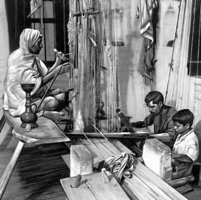 История шелковых нитей фото