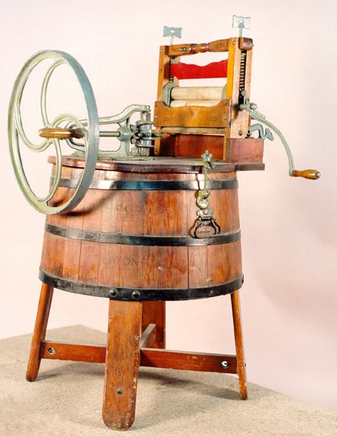 История создания стиральных машин фото
