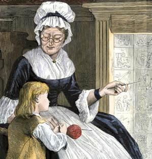 История возникновения вязания спицами фото