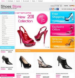 Как открыть интернет-магазин по продаже обуви фото