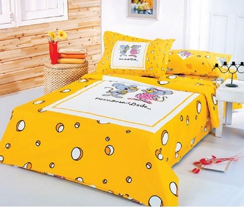 Как выбрать яркое детское постельное белье фото