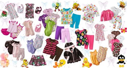 Как выбрать одежду для ребёнка фото