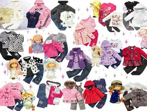Выбираем одежду для ребёнка фото