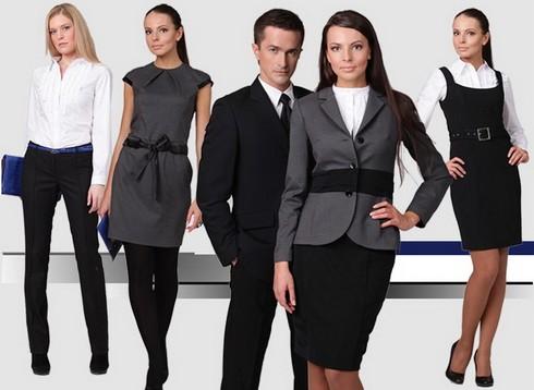 Секреты и правила офисного дресс-кода фото