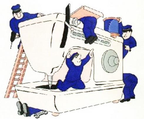 Ремонт швейных машин на дому своими руками возможен фото