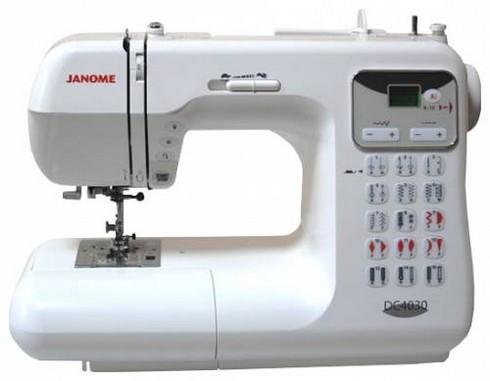 Швейные машины Janome трудолюбивые портнихи в доме фото