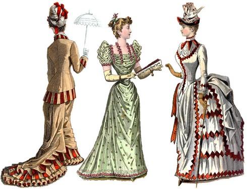 История создания и развития женской юбки фото