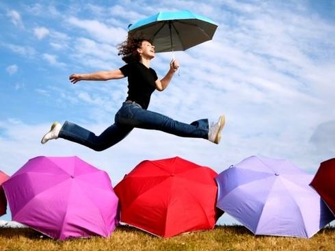 История зонта в наше время фото