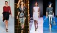 Как носить одежду с баской: платье-футляр, юбка, жакет (модные примеры с фото)