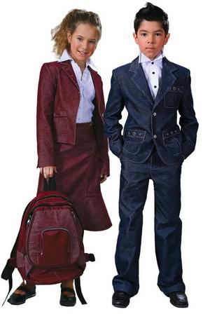 Одежда для школы или классный дресс-код фото