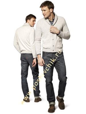 С чем можно носить джинсы мужчинам в стиле Casual фото