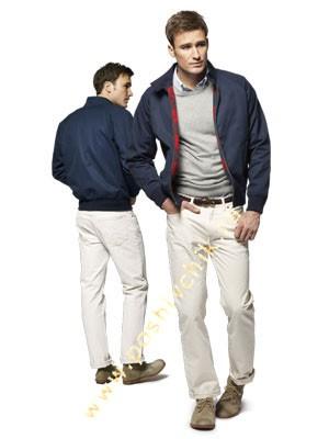 С чем можно носить джинсы мужчинам с курткой фото