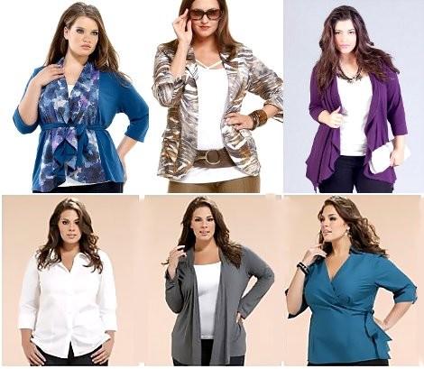 Советы как подобрать фасоны одежды для полных женщин картинки