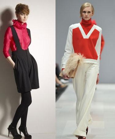 Модные тенденции на осень 2012 года: фото Twenty8Twelve и Joe Fresh
