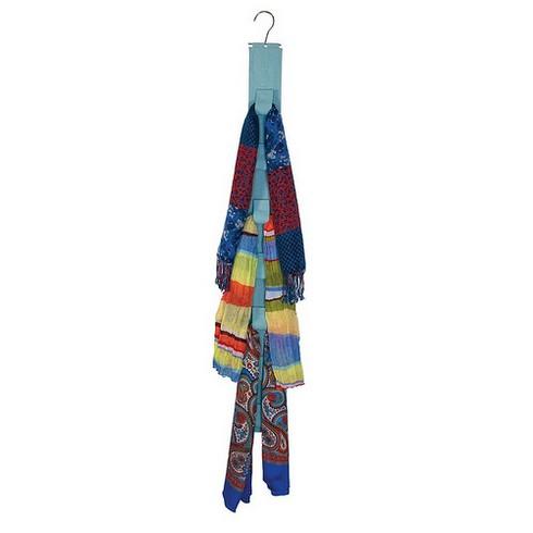 Вертикальная вешалка для галстуков и шарфов фото