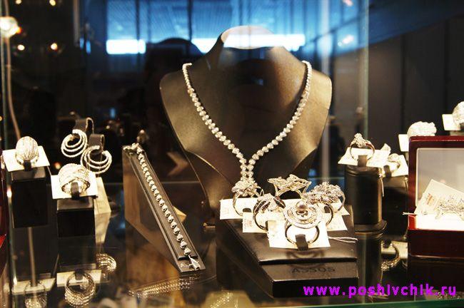 Ювелирные изделия с бриллиантами на выставке-ярмарке БашЮвелир-2011