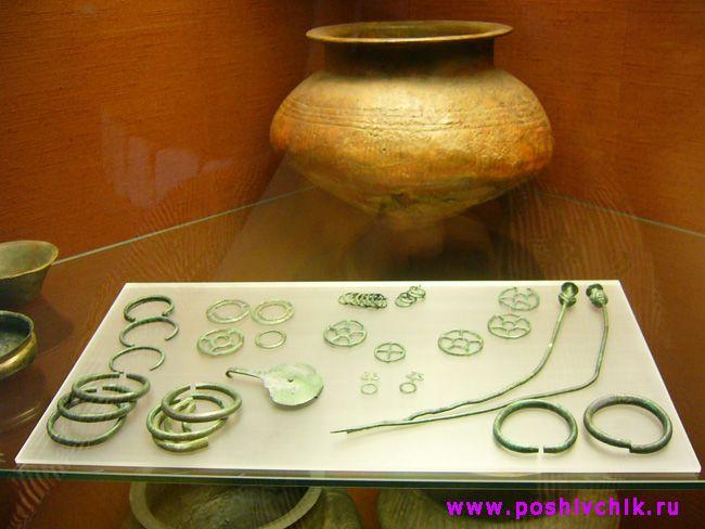 Римские украшения фото
