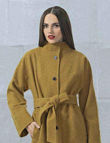 Осеннее пальто от Авалон фото