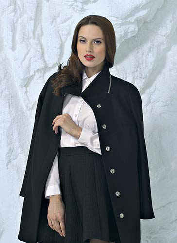 Стильное пальто Авалон картинка