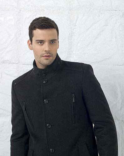 Мужское пальто в каталоге Авалон фото