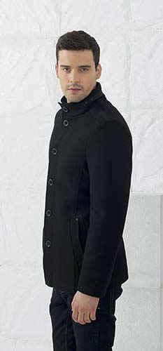Модное мужское пальто от Авалон фото