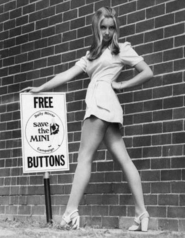 Miniskirts в истории
