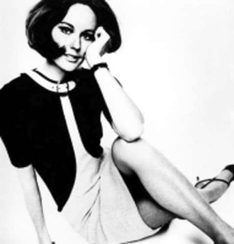 На фото создатель мини-юбки Мэри Куант