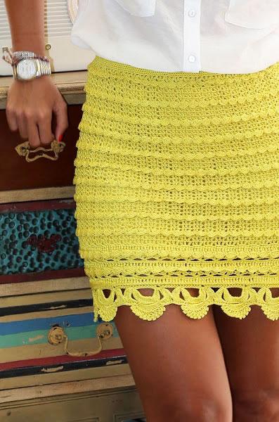 Модель желтого цвета