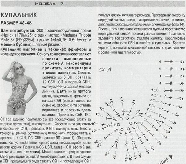 Схема и описание