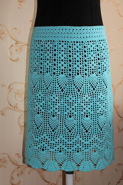 Идея прямой юбки