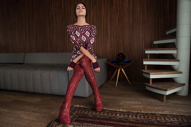 Платье от Джованны Диас