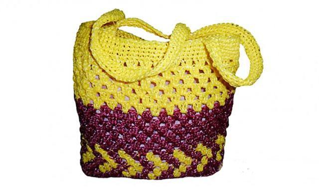 Сочная сумка для отдыха
