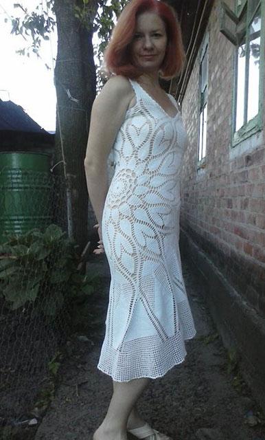 Пример готового платья